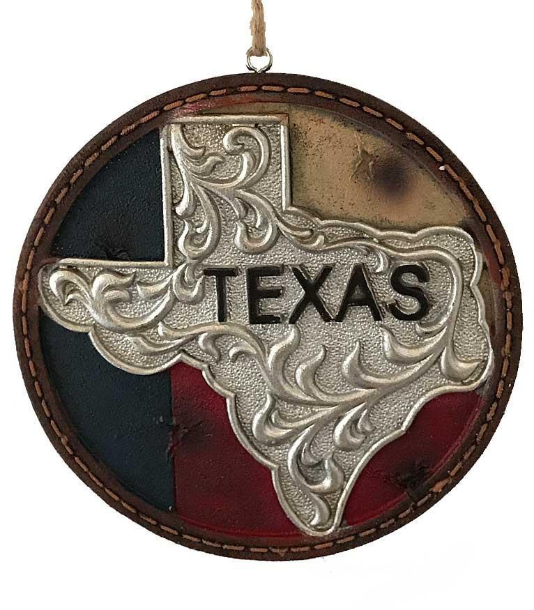 Texas Christmas Ornament - Texas Tough