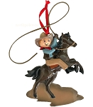 Cute Cowboy Ornament -