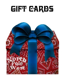 North Pole West Gift Certificate - $10.00