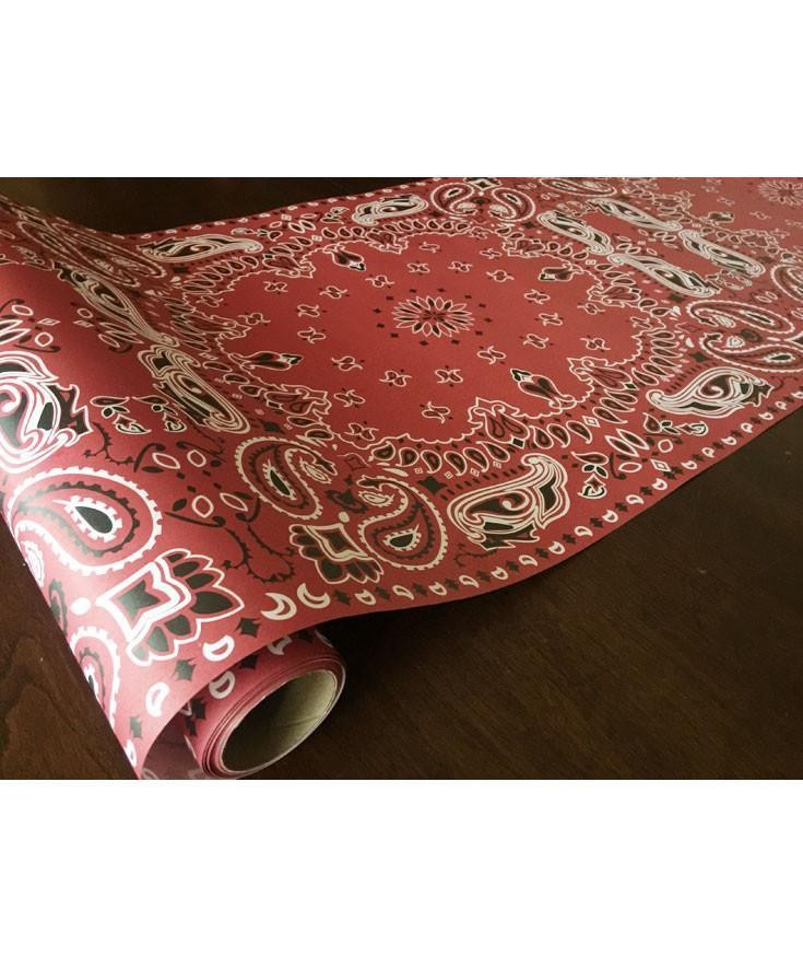 Country Western Bandana Party Table Runner -On Sale